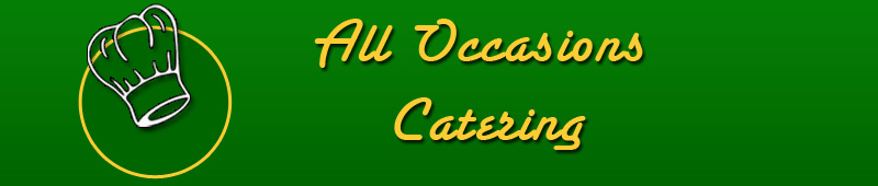 All Occasions Affordable Catering Cairns - Logo